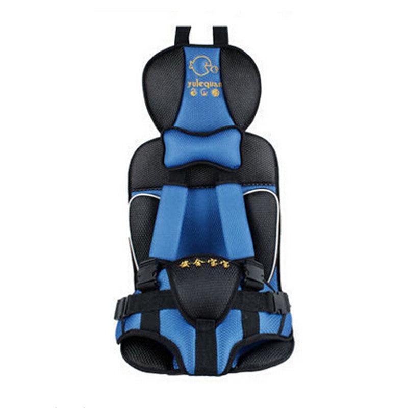 2015 дети автокресло удобная подушке регулируемая младенческой безопасное место детских сидений портативные дети председатель детское автокресло