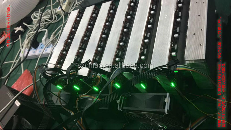 DIHAO 1TH Dragon miner Updated 1500GH/S Bitcoin Miner 1.5 TH/S Bitcoin Mining