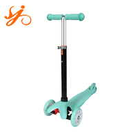 wholesale mini 3 wheel scooter india for child / china import scooters children