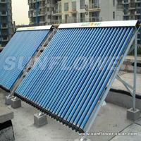 Solar water heater fittings