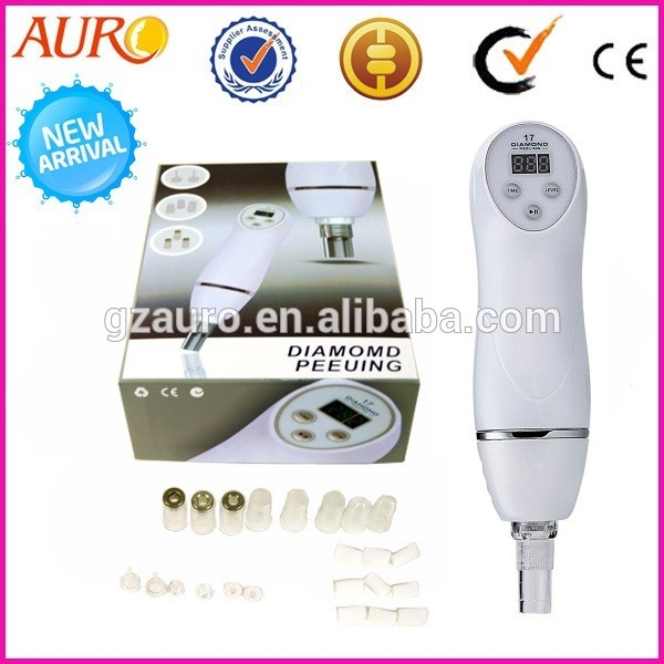 Au-004 Personal use Equipment /Microdermabrasion Machine/ Diamond peeling