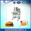 electric manual frozen burger patties machine