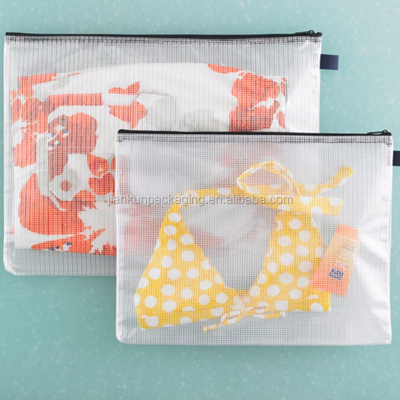 Portable&home storage zipper lock cloth bag