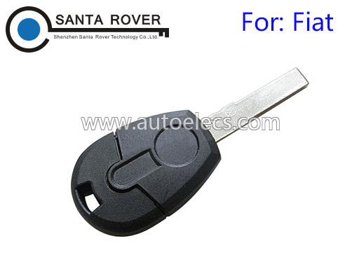 Fit For Fiat Remote Key Shell Cover 1 Button SIP22 Blade