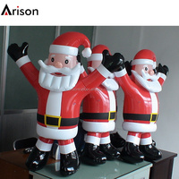 PVC inflatable snowman inflatable Christmas snowman toy