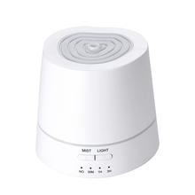 Di nuovo modo 150 ml home office mini aroma diffusore ad ultrasuoni umidificatore