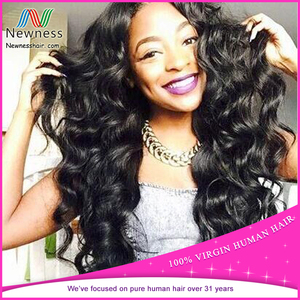 Newness Hair can be dyed many colors good customer review malaysian hair