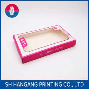 Full color paper packaging box christmas gift eco-friendly box custom