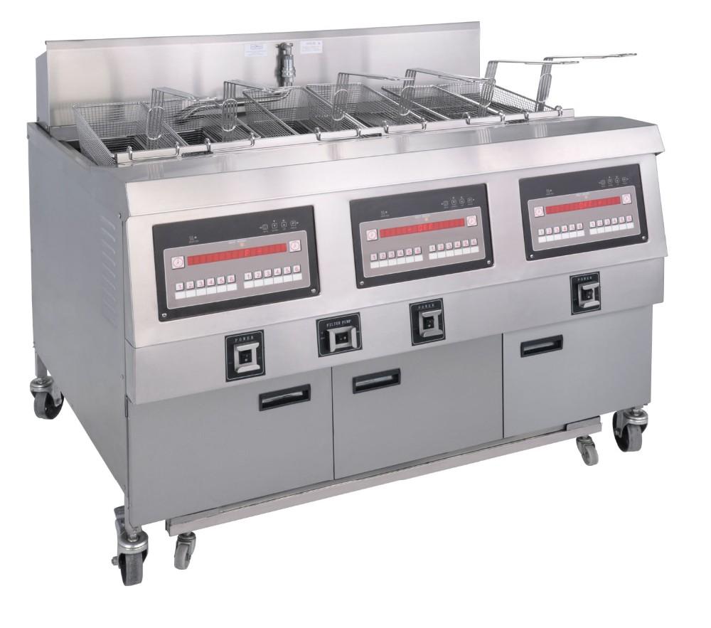 fryer cleaner machine