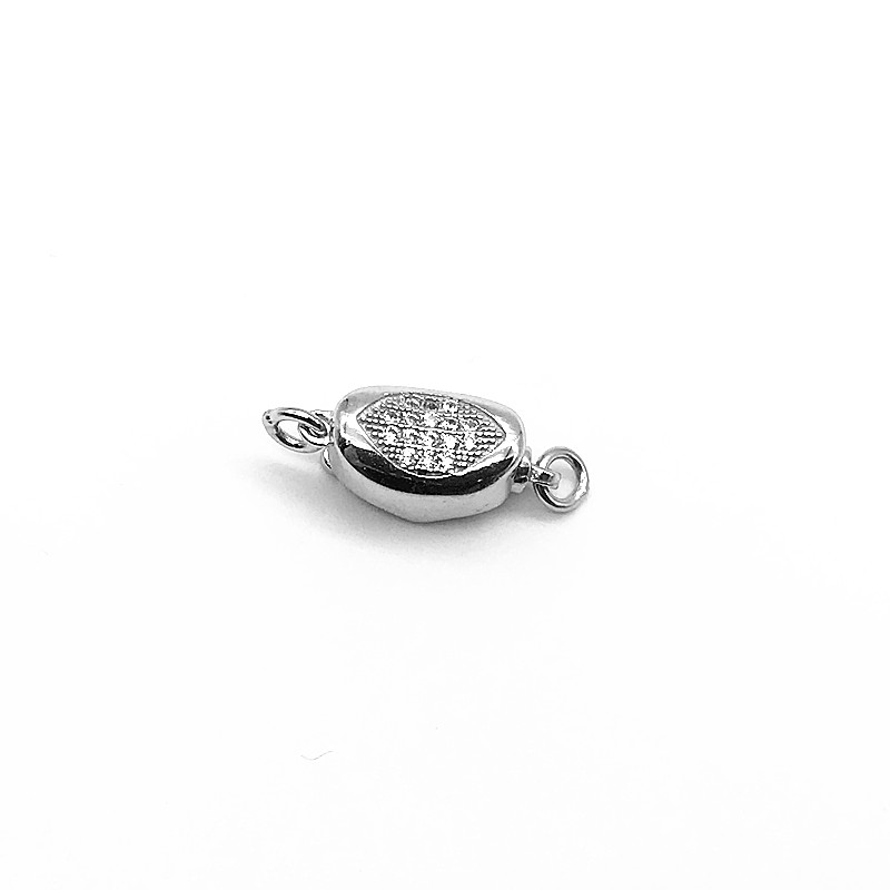Newest fashion 925 sterling silver clasp for necklace