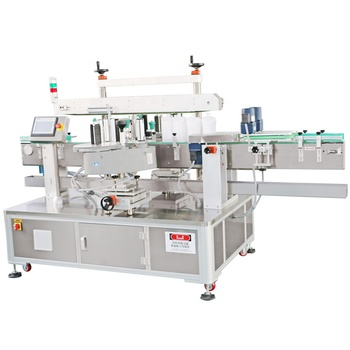 SKILT factory price Auto sticker labeling machine on front and back sides