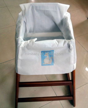 & Disposable High Chair Cover