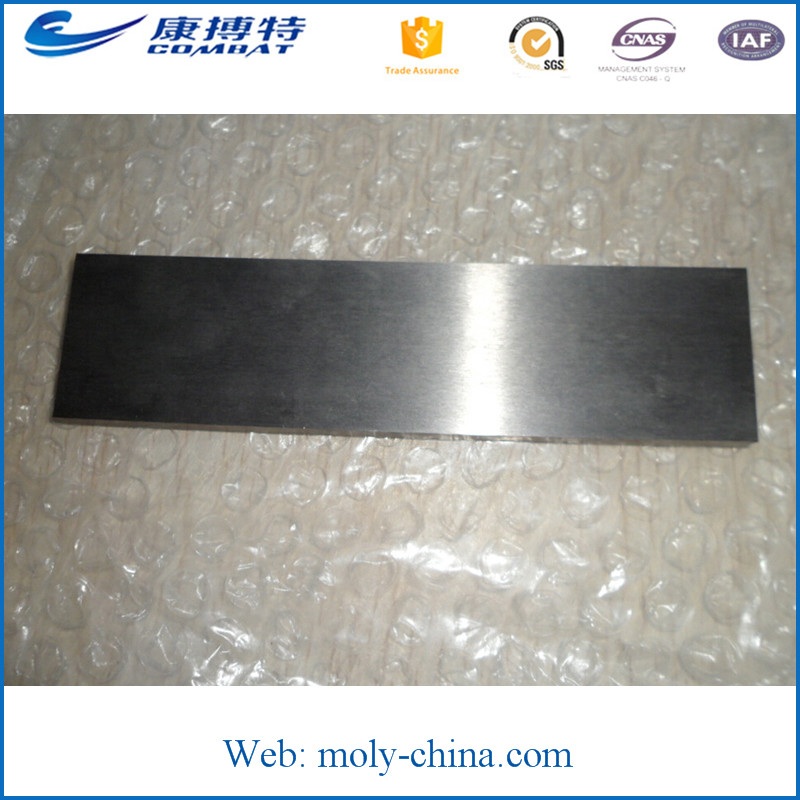 High density tungsten alloy products