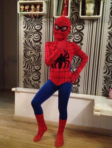 DB23580 Adult spiderman costume-7