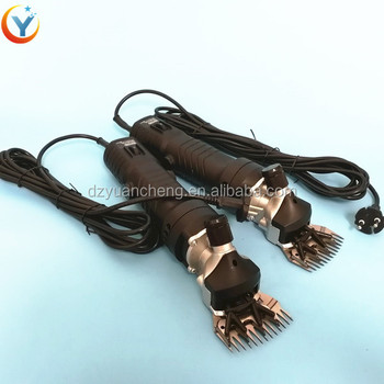 Low noise electric sheep hair clipper for sale