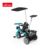 Rastar baby push bike full suspension mother baby stroller bike