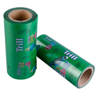 Custom printing food packaging PE PA RCPP PET color 3d cold roll laminating film