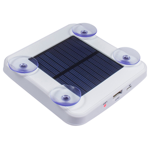 2019 Personalized Corporate Advertising Gifts Solar mobile phone charger