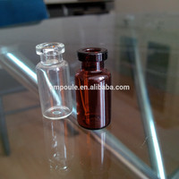 china suppliers wholesale glass bottle glass vial for cosmetic perfume and pharmaceutical