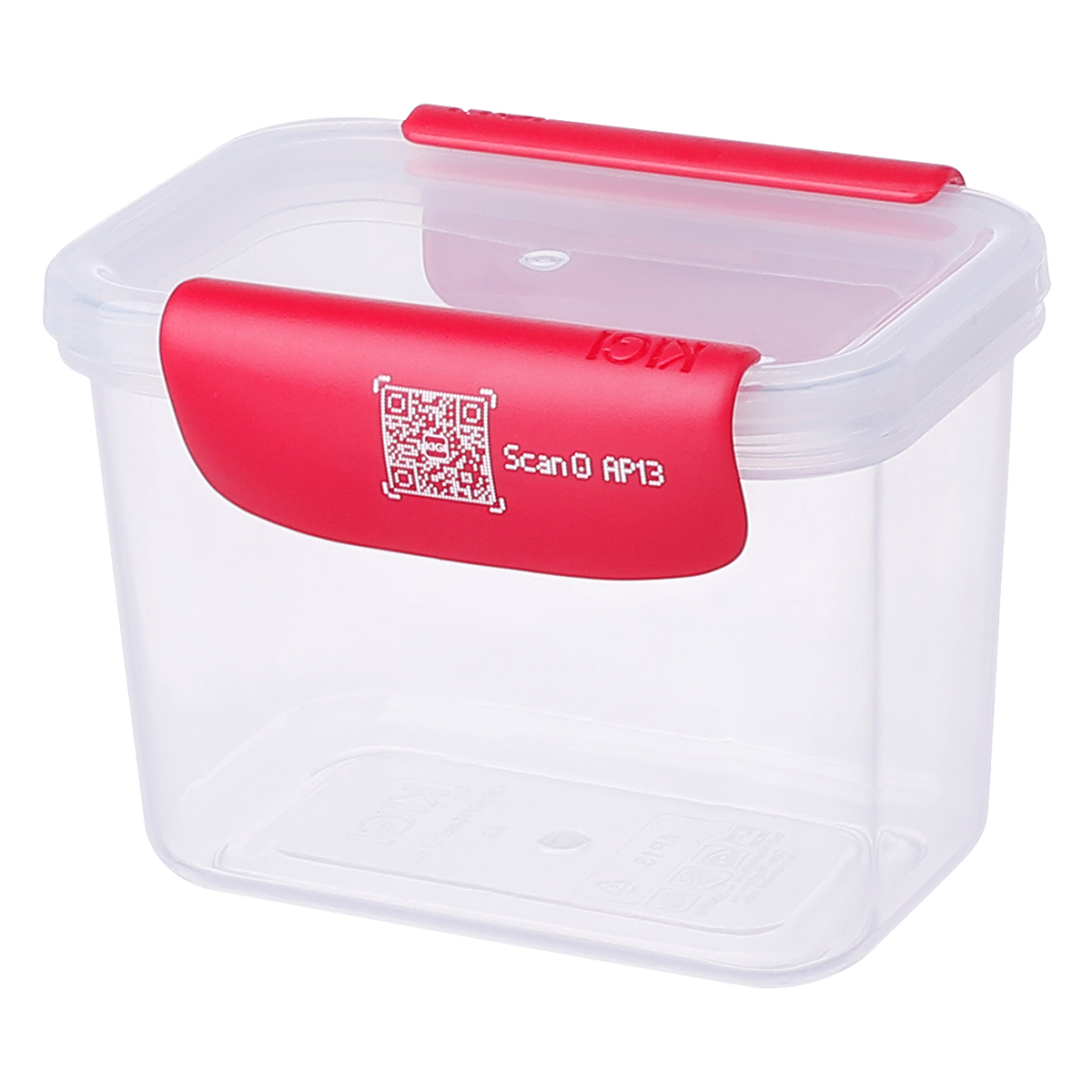 KIGI hot sale smart high quality plastic containers storage