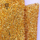 Fashion Design New Style Gold Sequin Upholstery Fabric Type