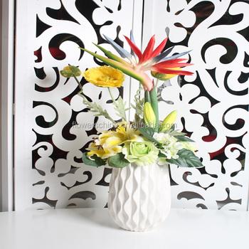 Whole Artificial Plastic Flower Make Arrangements For Five Stars Hotel