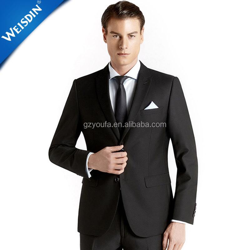 Best Brands Wholesale Slim Fit Business Suit 2 Piece Latest Design ...
