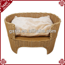 2016 New Style Pet Products Handmade durable pet bed crib