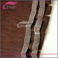 Skin Weft Seamless Hair Extensions