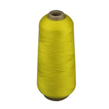 150/48 dyed polyester dty fdy acy poy filament monofilament denier spun sewing thread 100 raw polyester silk yarn