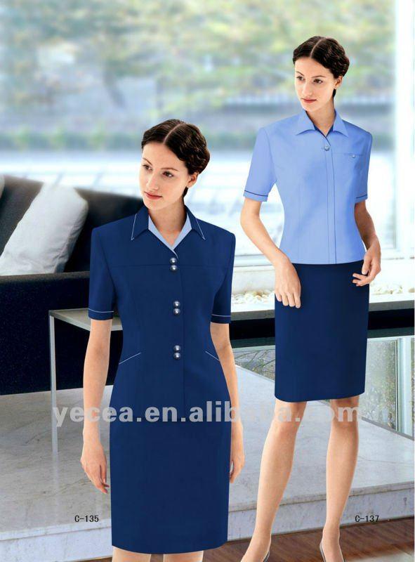 Hot Selled Women Office Uniform Style Buy Women Office Uniform