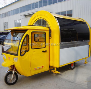 Best selling fast food trucks for sale in china/buy mobile food truck/ice cream kiosk for sale