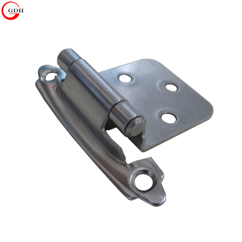 American style plastic inserts mini spring hinges for cabinet door