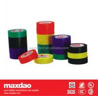 colorful pvc thermal insulating insulator tape