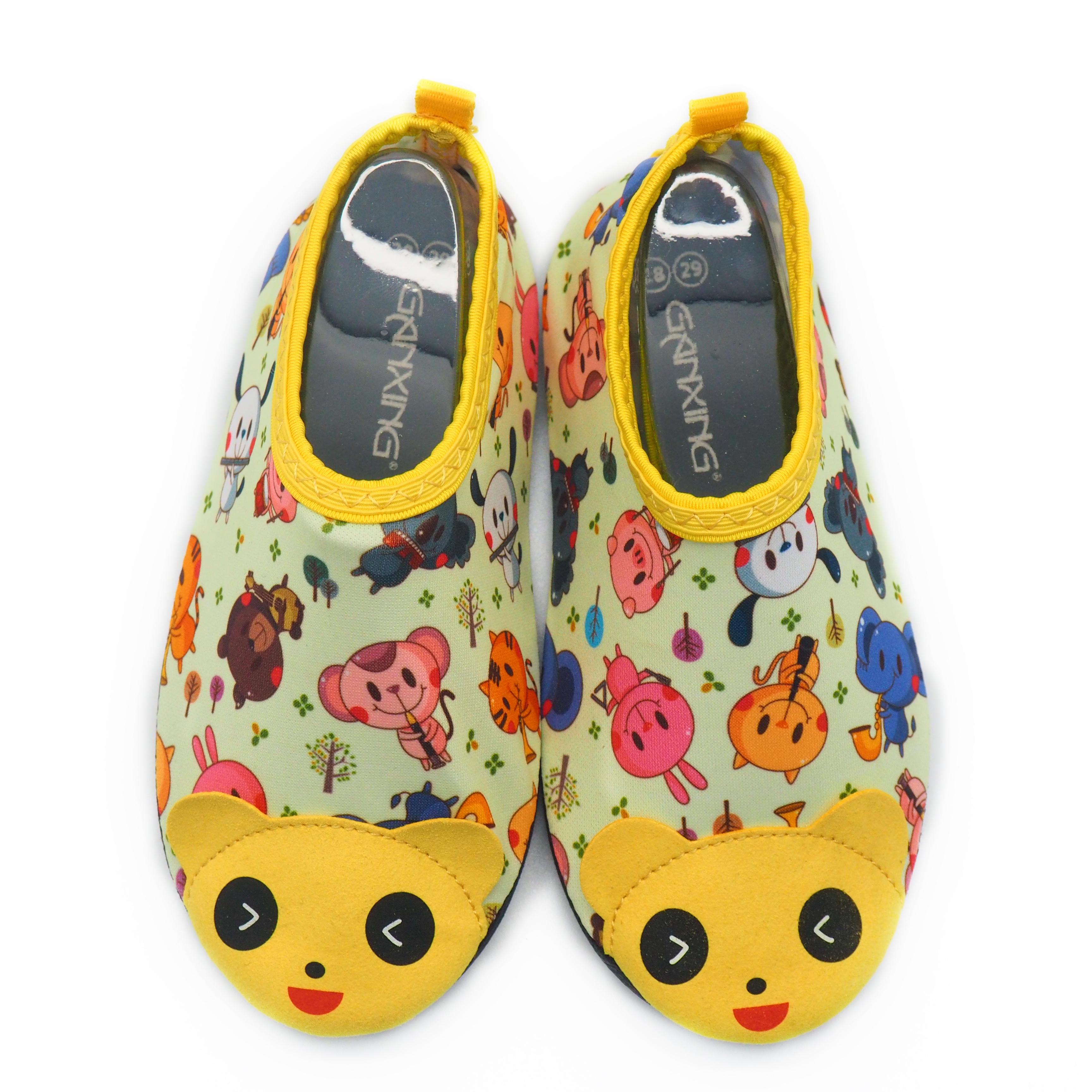 Baby Sea Footwear Multi-Use Beach Pool Socks ANTI SLIP For Babies and Kids
