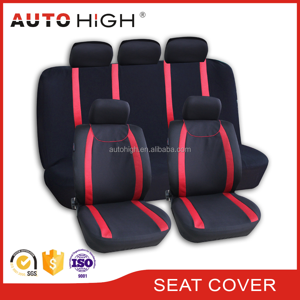 AUTOHIGH Universal breathable mesh car seat cover for TOYOTA