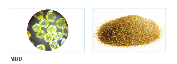 China Industrial Dust High Efficiency Synthetic Poly Diamond Powder
