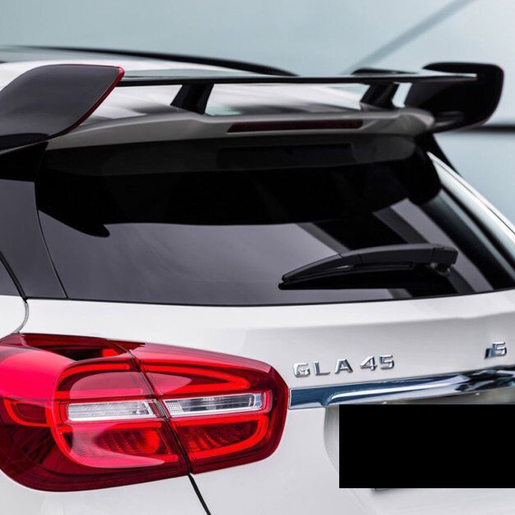 Tùy chỉnh carbon sợi xe roof wing spoiler