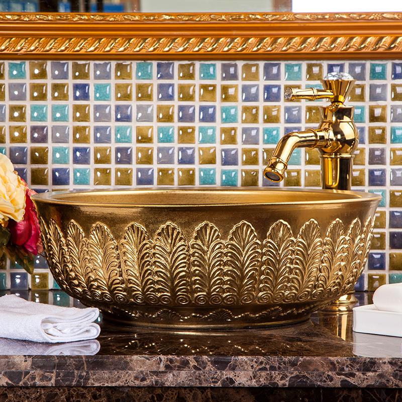 online get cheap custom bathroom sink alibaba group. Black Bedroom Furniture Sets. Home Design Ideas