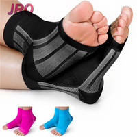 2018 Unisex Compression Foot Sleeve/Fasciitis Compression Ankle Brace/Plantar Ankle Sock