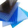 greenhouse polycarbonate sunroom transparent roofing sheet