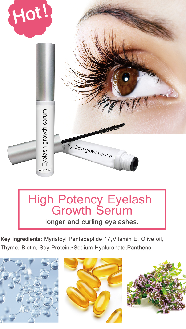 Japanese Skin Care Products Enhancer Eyelashes Longer Eyelash Enhancing Serum