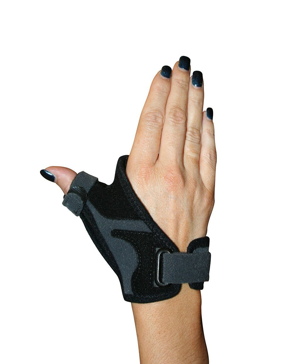 Thumb Splint - Thumb immobilisation splint for thumb osteoarthritis, thumb sprains or following thumb surgery. (Medium/Large, right)