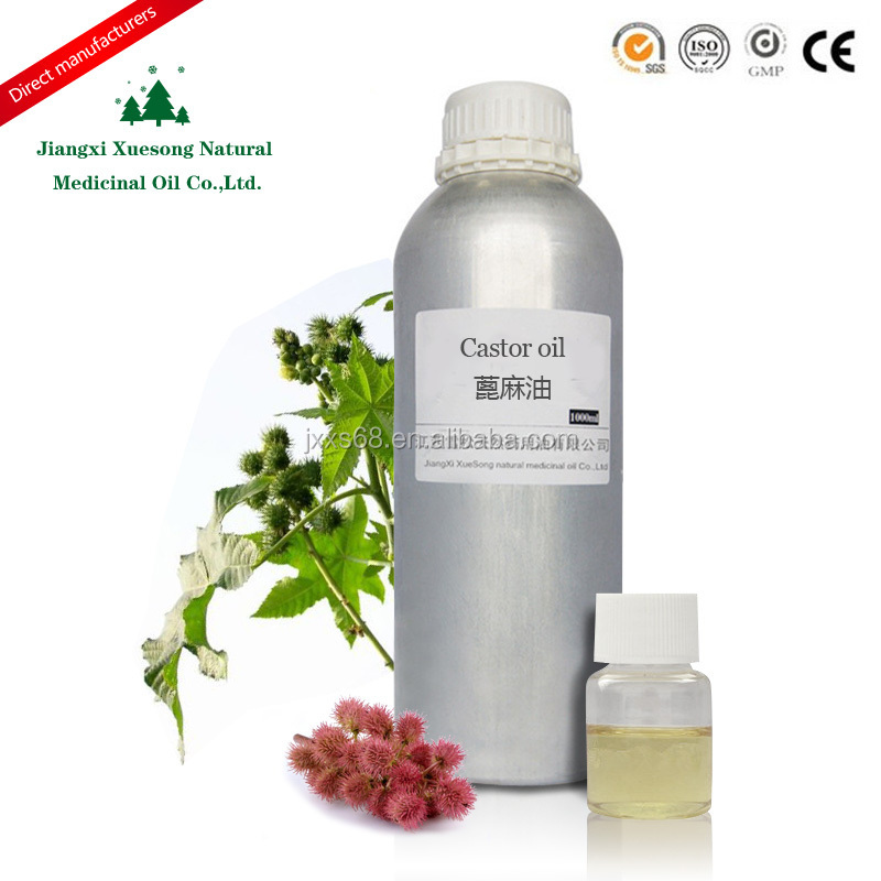 manufacturer supply cheap castor seed oil with factory price