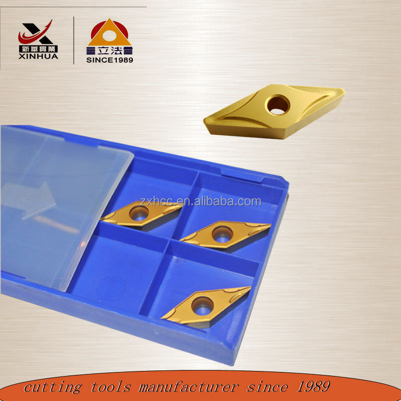 high quality CNC carbide insert from zhuzhou cemented carbide cutting tool manufacturer