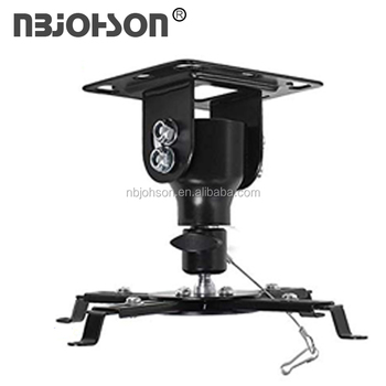 Metal universal wall mount projector mount,wall mount for projector