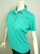 2012 hot sale sexy lady's polo shirt