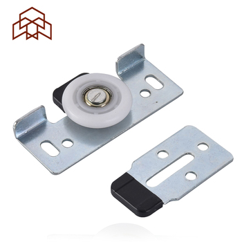 Merveilleux Metal+plastic Sliding Closet Door Roller / Wheels For Wardrobe