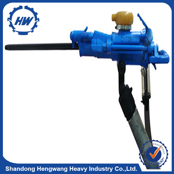 penumatic drilling rock drill/handhold mini jack hammer /powerful jack hammer price