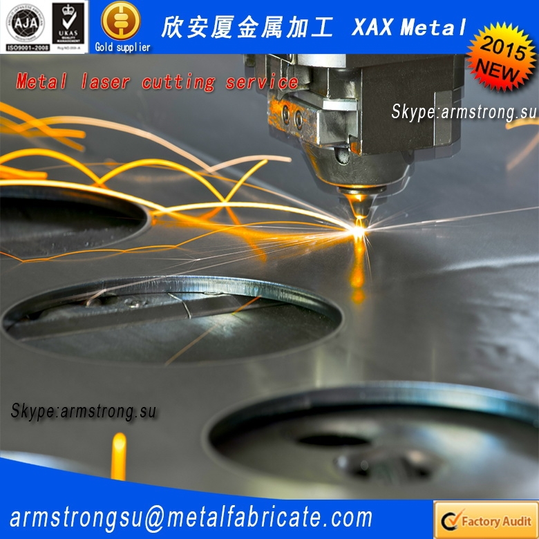 XAX001LCS Alibaba China Supplier Hot Sale High Speed laser cutting service / metal laser cutting service